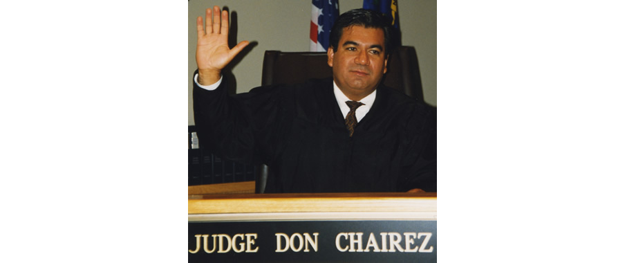 Judge Don Chairez