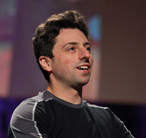 Sergey Brin - One of the Founders of Google